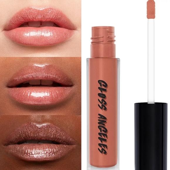 Smashbox Gloss Angeles Lip Gloss in 72 & Honey NEW